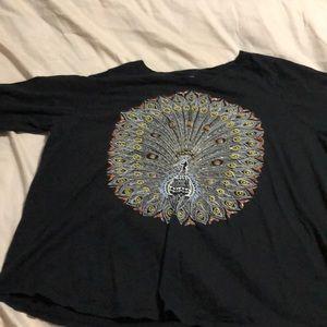 Lucky Brand 3 quarter length shirt